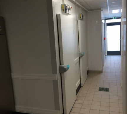 Chambres froides cuisine Rennes