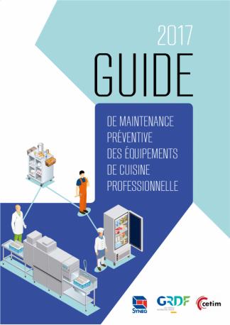 Guide de maintenance Alliance Froid Cuisine