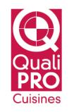 Certification Qualipro cuisines
