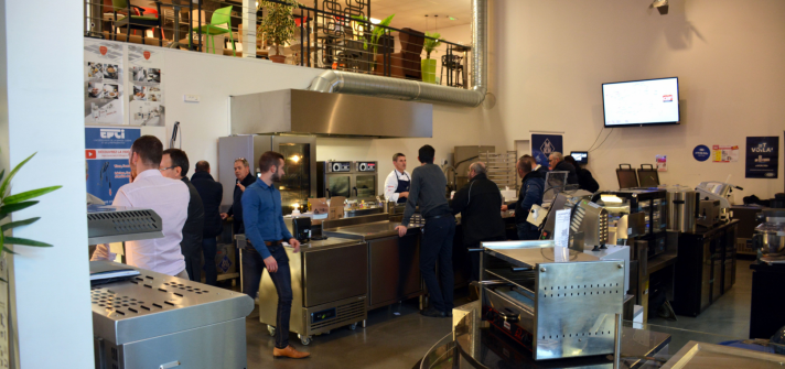 Showroom Alliance Froid Cuisine